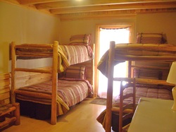 Bunk Room with 2 Bunk Beds